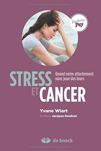 Stress et cancer: La vision de la théorie de l'attachement (2014)