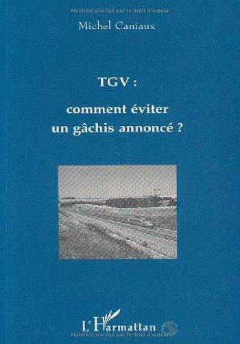 TGV : comment éviter un gâchis annoncé?: Fourche, piques ou trident?