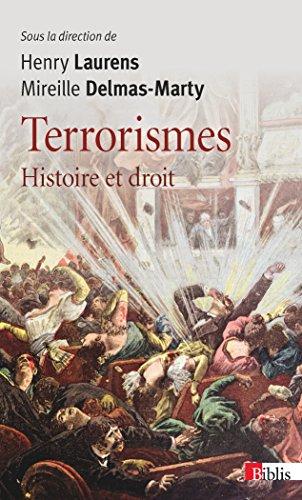 Terrorismes. Histoire et droit