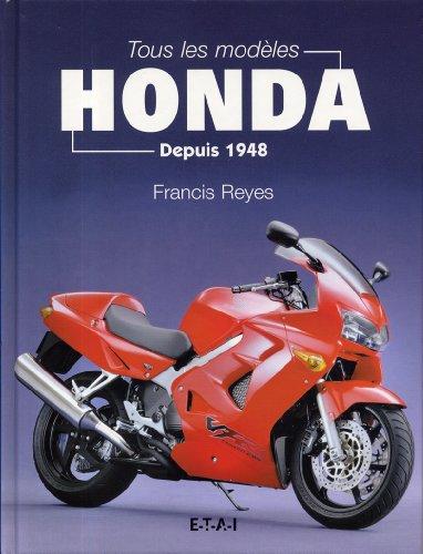 Tous les modèles Honda: Depuis 1946