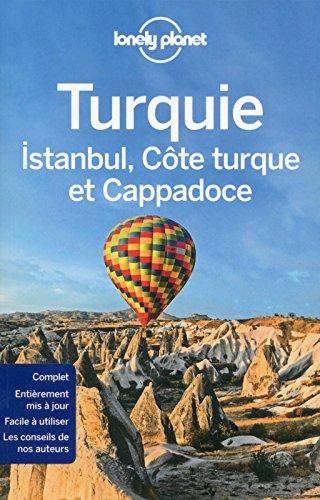 Turquie, Istanbul, Côte Turque et Cappadoce - 5ed