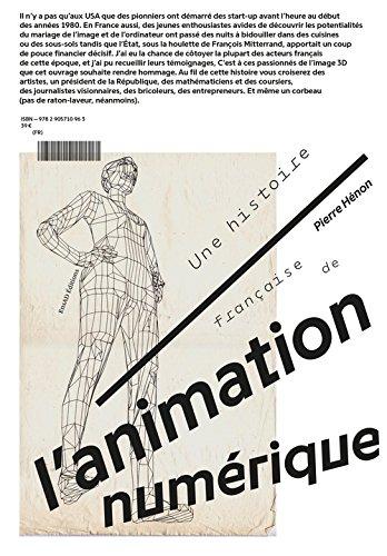 Une histoire française de l'animation numérique
