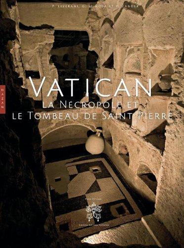 VATICAN LE TOMBEAU DE SAINT-PIERRE
