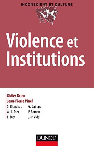 Violence et institutions