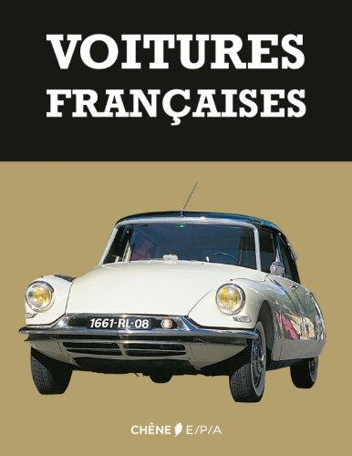 Voitures françaises de collection