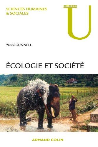Écologie et société - Repères pour comprendre les questions d'environnement: Repères pour comprendre les questions d…