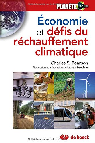 Economie et défis du réchauffement climatique