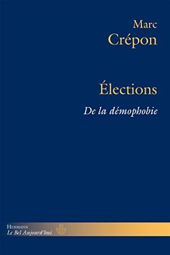 Élections: De la démophobie