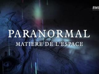Documentaire Mystérieuse matière de l'espace