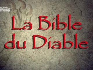 Documentaire La bible du diable