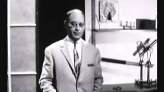 Documentaire Le mythe de la soucoupe volante en 1965