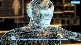 Documentaire Télépathie, hypnose,… révélations sur les super-pouvoirs de notre cerveau