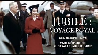 Documentaire Elizabeth II : voyage royal
