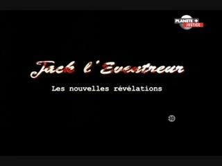 Documentaire Jack l'éventreur, les nouvelles révélations