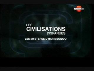Documentaire Les mystères d'Har Megiddo