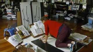 Documentaire Fabienne Verdier, peindre l'instant