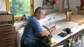 Documentaire Georges Van Linthout, l'imaginaire entre rêves et réalités