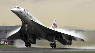 Documentaire Le concorde, un avion d'exception