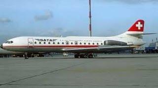 Documentaire Les premières compagnies aériennes charters en Suisse