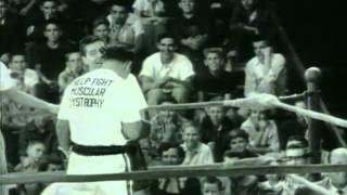 Documentaire L'histoire de la boxe (Mike Tyson, George Foreman, Marcel Cerdan…)