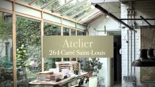 Documentaire L'architecte Luc Laporte