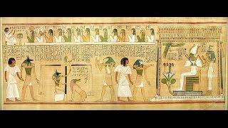 Documentaire Le livre des morts des anciens Égyptiens