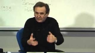 Documentaire Jean-Marc Deshouillers – Les théorèmes de Gödel : fin d'un espoir ?