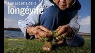 Documentaire Secrets de longévité