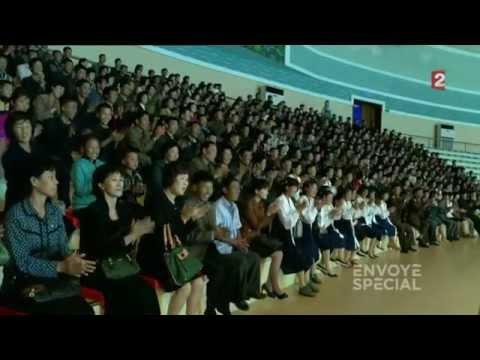 Documentaire Corée du Nord, le pays du secret