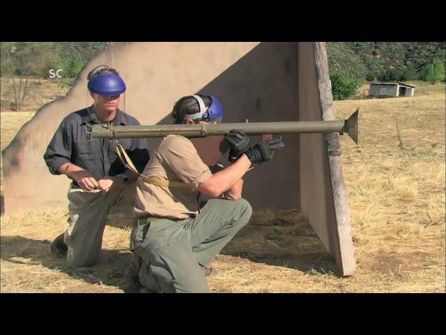 Documentaire Armes révolutionnaires : Le RPG