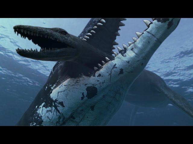 Documentaire L'épopée des dinosaures : l'ascension des prédateurs