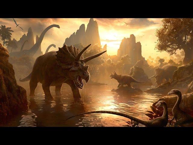 Documentaire L'épopée des dinosaures : les dinosaures de Gobi