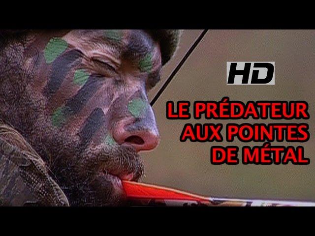 Documentaire Le prédateur aux pointes de métal