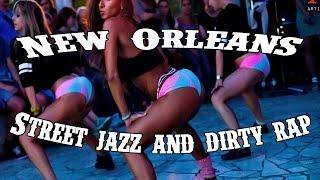 Documentaire Nouvelle Orléans : Street Jazz et Dirty Rap
