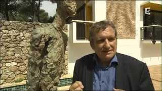 Documentaire L'homme qui marche de Giacometti