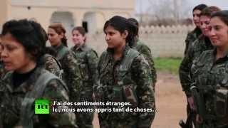 Documentaire Sa guerre à elle : les femmes contre l'Etat Islamique