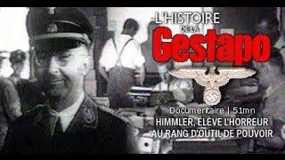 Documentaire La Gestapo, l'appareil secret de la terreur