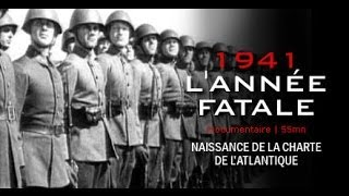 Documentaire 1941, naissance de la charte de l'atlantique