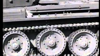 Documentaire Le Cromwell (A27 M) des Cruiser Tanks britanniques
