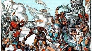 Documentaire Les grandes batailles du passé – Mexico 1521