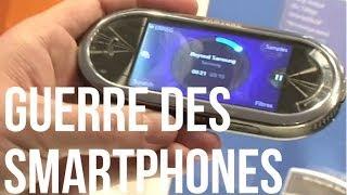 Documentaire La guerre des smartphones