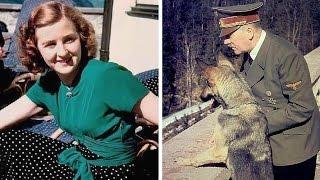Documentaire Eva Braun, la maîtresse d'Hitler