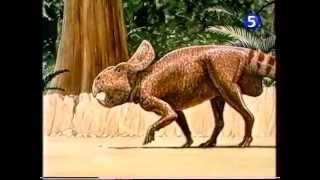 Documentaire A l'aube des temps, la baie des dinosaures