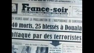 Documentaire Cameroun 1953, la décolonisation