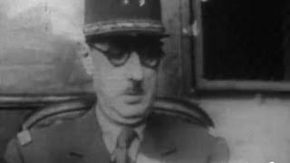 Documentaire Rétrospective Charles de Gaulle
