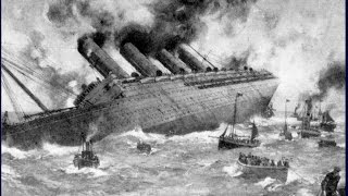 Documentaire La grande guerre 1914-1918 – Le drame du Lusitania : Jutland (4/16)