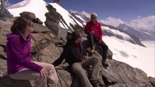 Documentaire Les glaciers de Suisse
