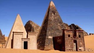 Documentaire Les dernières pyramides des Pharaons noirs