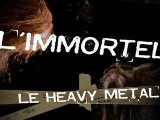 Documentaire L'incroyable histoire du rock – L'immortel : le heavy métal