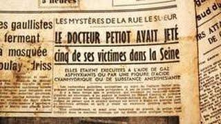 Documentaire L'ombre d'un doute – Le docteur satanique Nazi Petiot